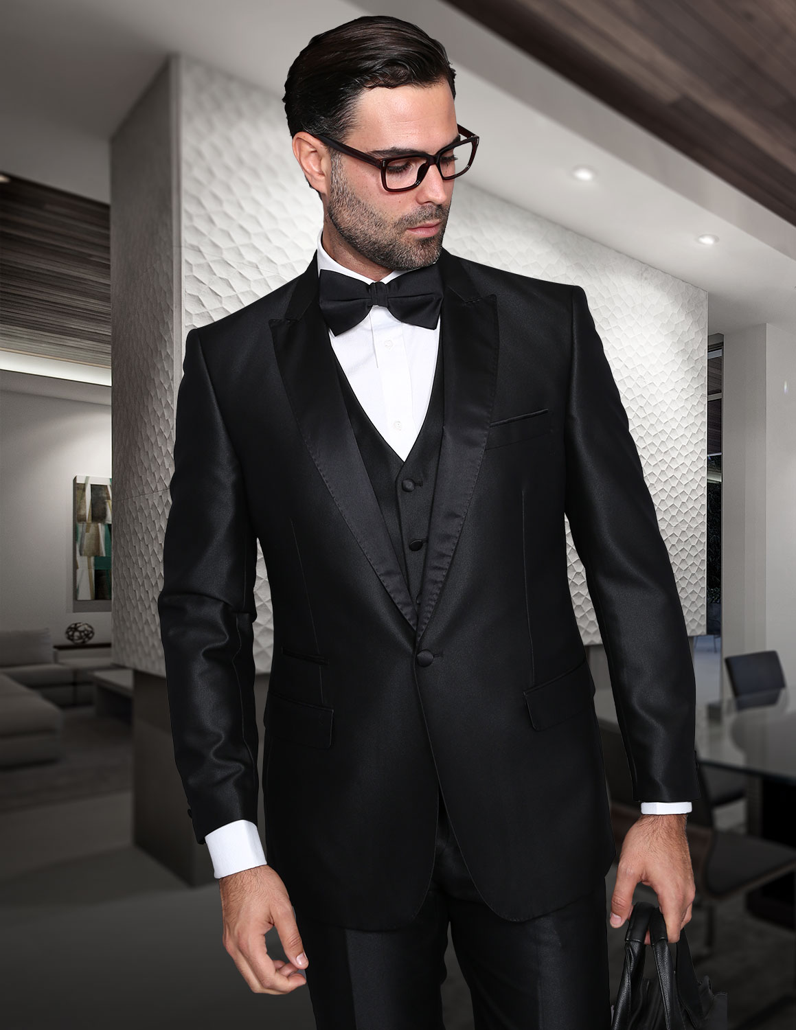 5aced62505d458 MILANO BLACK :: SUITS FOR $99.00 EACH :: ITALSUIT